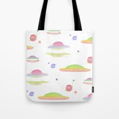 Outer Worldly  Tote Bag