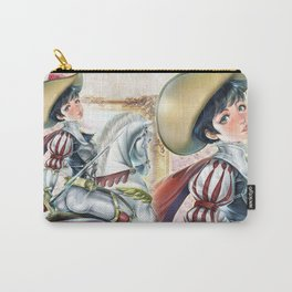 Princess Knight Carry-All Pouch