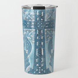 Celtic Blue - JUSTART © Travel Mug