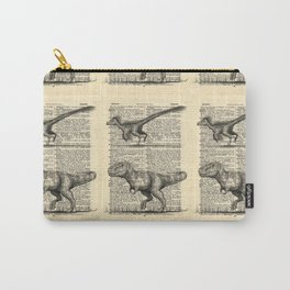 Dictionary Dinosaurs Carry-All Pouch