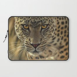Leopard - On the Prowl Laptop Sleeve
