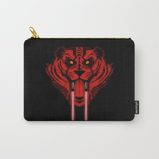 Dark Side Saber-Toothed Tiger Carry-All Pouch