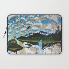 The Lion the Witch and the Wardrobe Laptop Sleeve