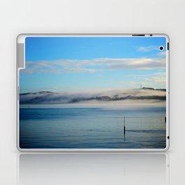 Fog rolling in... Laptop & iPad Skin