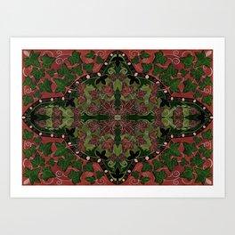 Ivy Eternal Art Print