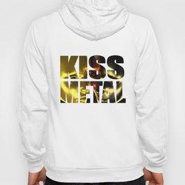 KISS METAL Hoody