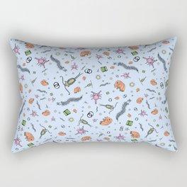 Cute Biology Rectangular Pillow