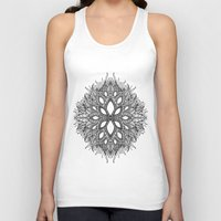 plant Tank Tops featuring plant by Ichsjah