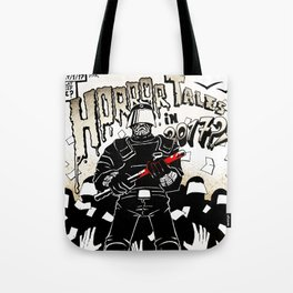 Horror Tales in Catalonia october 1st Tote Bag