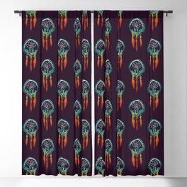 Dream Catcher (the rustic magic) Blackout Curtain