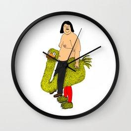 Costume Wall Clock