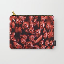 Red Jewels, by Mickeys Art And Design.Biz Carry-All Pouch