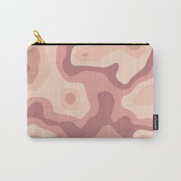 Abstract realistic paper decoration Carry-All Pouch
