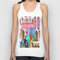 pie Tank Tops featuring PIE by Aldo Couture