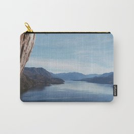 Lake Lacar Carry-All Pouch
