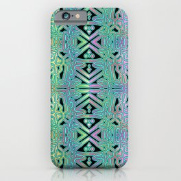 Colorandblack serie 420 iPhone Case