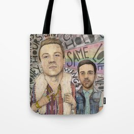 Macklemore & Ryan Lewis - The Heist Tote Bag