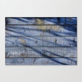 Shadowed Panels Canvas Print