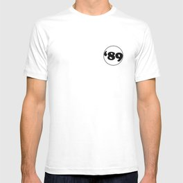 With Love From 1989 Logo Gear T-shirt
