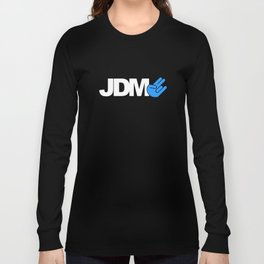 JDM shocker v1 HQvector Long Sleeve T-shirt