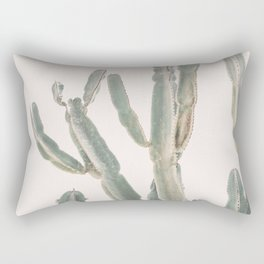 Sunrise Cactus Rectangular Pillow