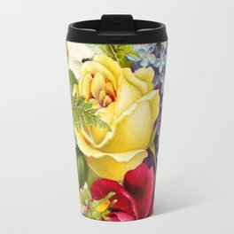 flowers profusion Travel Mug