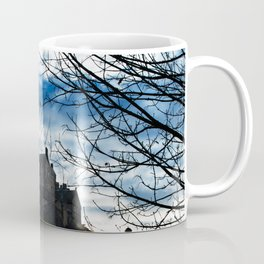 Castle through the trees Coffee Mug