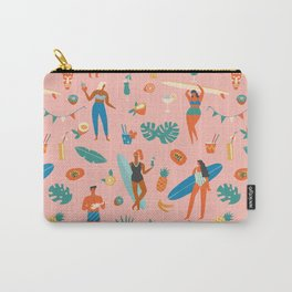 Tiki party Carry-All Pouch
