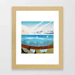 A Bridge Too Far Framed Art Print