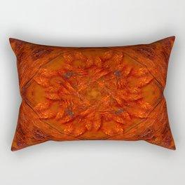 Orange energy  Rectangular Pillow