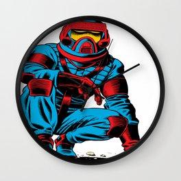 M.A.S.K. Wall Clock