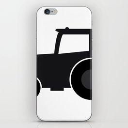 tractor iPhone Skin