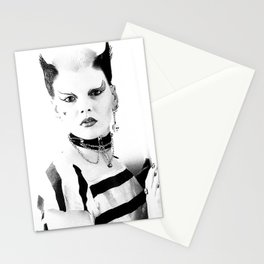 80's Punk Stationery Cards