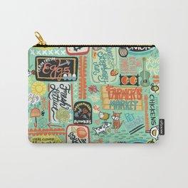 Farmer's Market Fun Carry-All Pouch