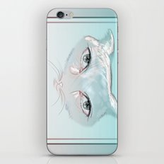cotton candy iPhone & iPod Skin
