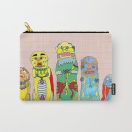 Shisa Carry-All Pouch