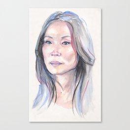 Joan Watson Canvas Print
