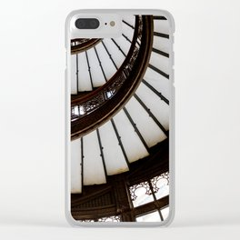 The Rookery Clear iPhone Case