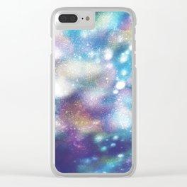 Bubble Joy Clear iPhone Case