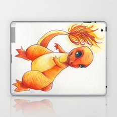 Little Charming Salamander Laptop & iPad Skin