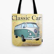 Classic Cars 2 Tote Bag