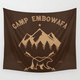 CAMP EMBOWAFA Wall Tapestry