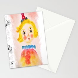 Clowning Around Stationery Cards