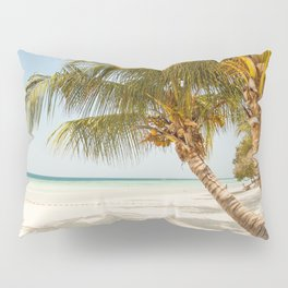Palm Tree Paradise III Pillow Sham
