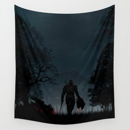 Witcher | Warriors Landscapes Serries Wall Tapestry