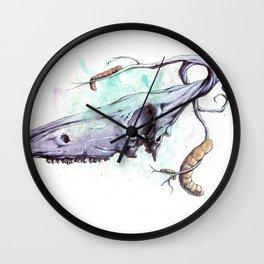 skullbranch Wall Clock