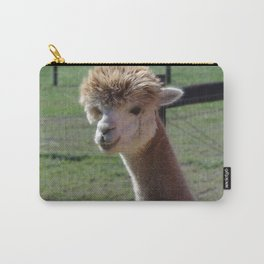 Cordial Alpacas Lara-Belle Carry-All Pouch