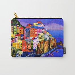 Manarola Cinque Terre Carry-All Pouch
