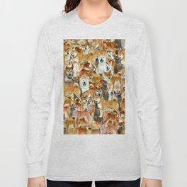 ALL THE DOGGOS Long Sleeve T-shirt