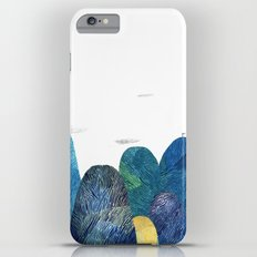 the moutains are comming iPhone 6 Plus Slim Case